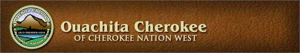 Ouachita Cherokee Nation West